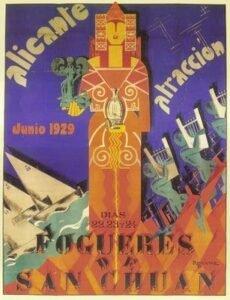 GVG Cartel Aguirre 1929